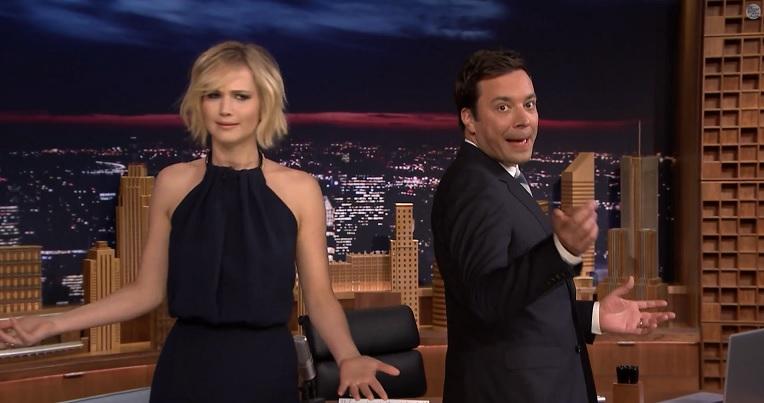Watch X-Men's Mystique actress Jennifer Lawrence on Jimmy ...